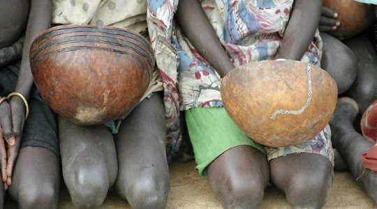 El ciclo climático alimenta el hambre en el este de África