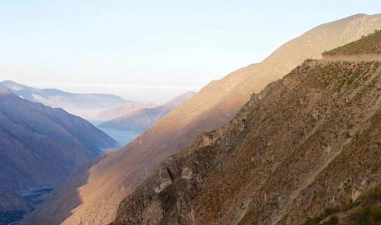 Древнее водосбережение может помочь современному Перу