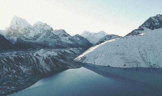 Гималайская скорость расплава удвоилась за 40 лет