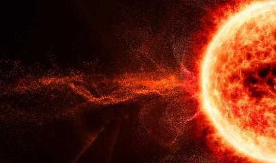 Солнечная погода имеет реальное, материальное влияние на Землю