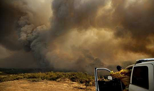 Пожары неизбежны - увеличение домашних потерь, гибели людей и издержек не является