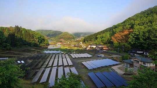 Hur Japans förnyelsebaserade olympiska spelen kunde sparka ut en global ras för ren energi