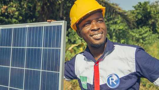 Kraft kunde stabilisera Nigerias elnät och spara pengar