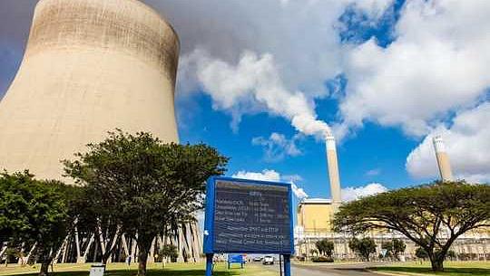 Koldioxidskattinkomster kan utnyttjas för att hjälpa Sydafrikas fattiga