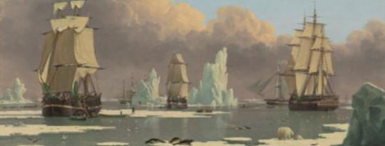 Walvisjagters Verhaal nuwe lig werp op Arktiese ys