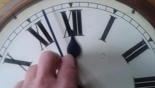 Vergeet van die bom Dis klimaat wat nader aan middernag stoot die Doomsday Clock