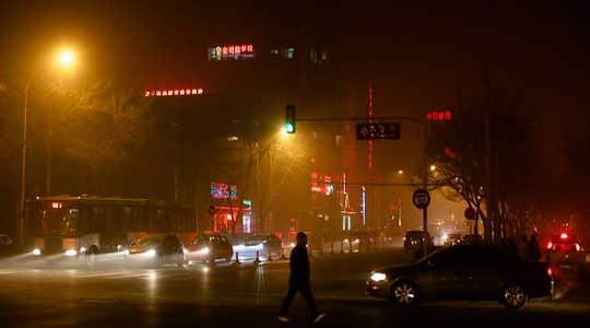 Hoe China se besoedeling haas gekoppel is aan klimaatsverandering