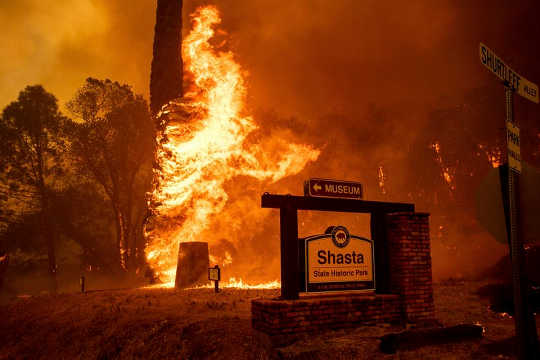 A Perfect Storm Of Factors Is Making Wildfires Bigger And More Expensive To Control