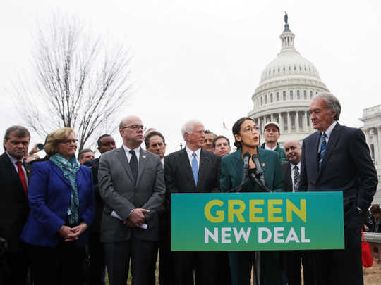 The Green New Deal's 10-year timeframe is unrealistic even if a lot can happen in a few decades
