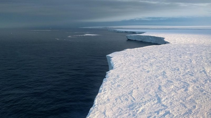Humans Cause Antarctic Ice Melt, Study Finds