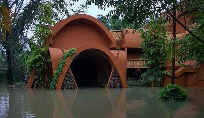 L'Inde construit des maisons pour résister aux inondations liées au climat