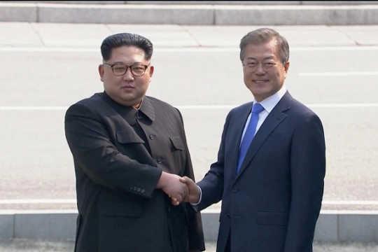 آب و ہوا کی تبدیلی سے نمٹنے سے شمالی اور جنوبی کوریا کو قریب لانے اور خطے کو مستحکم کرنے میں مدد مل سکتی ہے