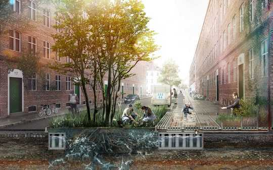 Design For Flooding: How Cities Can Make Room For Water