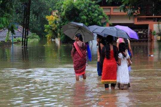Warum es so schwer ist, die Fingerabdrücke der globalen Erwärmung bei Monsunregen zu erkennen