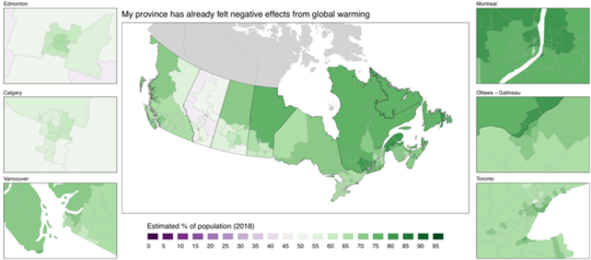 Canadians In Every Riding Support Climate Action