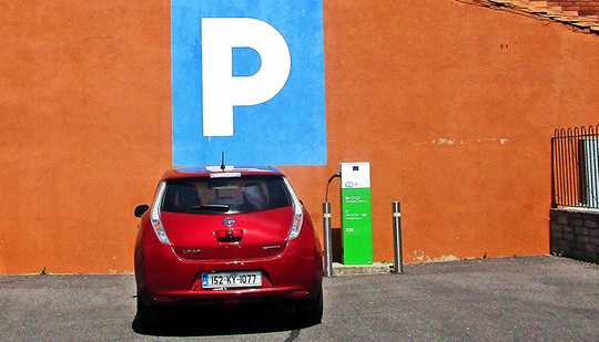 10-minute Charging For Electric Cars May Be On The Way