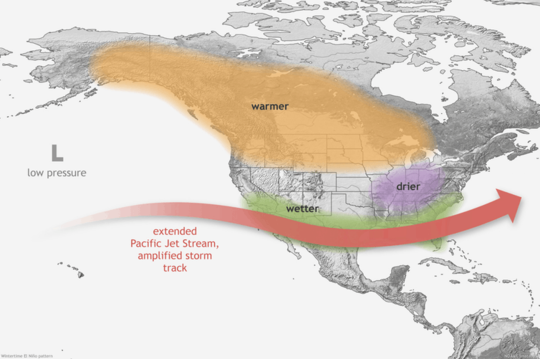 A Battle For The Jet Stream Is Raging Above Our Heads