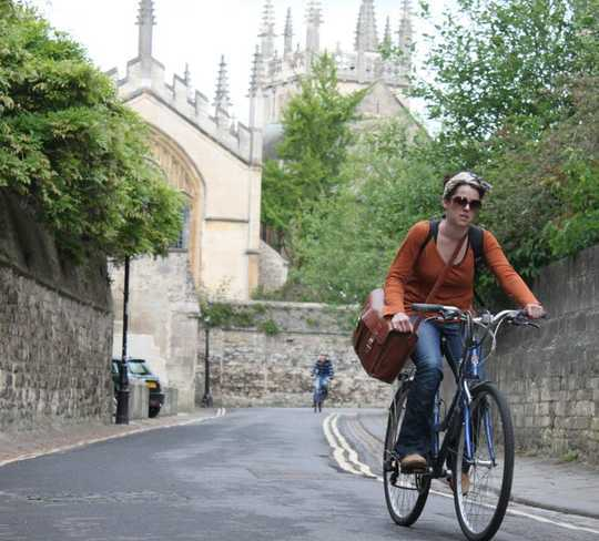 Stop That Car, And Plan Cities Around Bikes To Make Cycling A Real Option For More Women