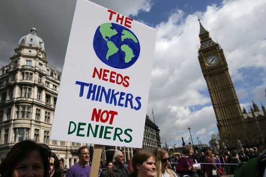 There Are Three Types Of Climate Change Denier, And Most Of Us Are At Least One