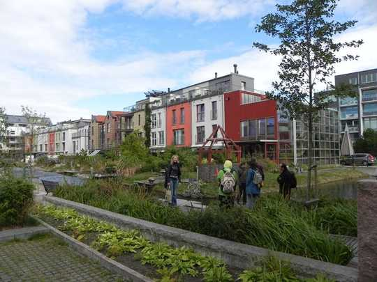 Here's How Green Infrastructure Can Easily Be Added To The Urban Planning Toolkit