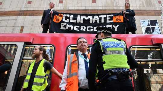 Why Climate Protesters Should Be Wary Of 12 Years To Breakdown Rhetoric