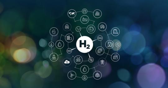 آنچه که باعث می شود هیدروژن یک سوخت کاملاً تمیز باشد