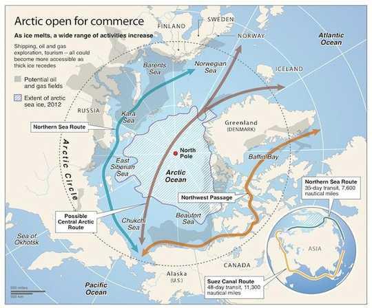 Hoe wêreldkonflikte beïnvloed word deur die veranderende klimaat