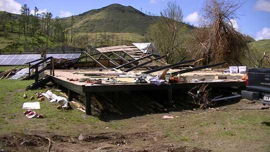氣候變化迫使這些斐濟人社區遷移