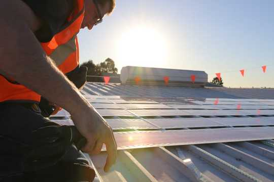 New Solar Cells Offer You The Chance To Print Out Solar Panels And Stick Them On Your Roof