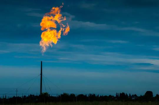 Le méthane a une courte durée de vie dans l'atmosphère mais laisse des dommages à long terme
