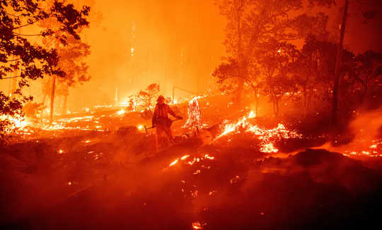 How The 2020 Western Fire Season Got So Extreme