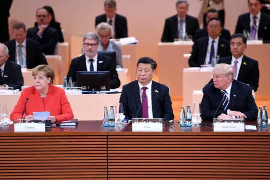 China was net stomgeslaan oor die wêreld met sy toename in klimaatsaksie