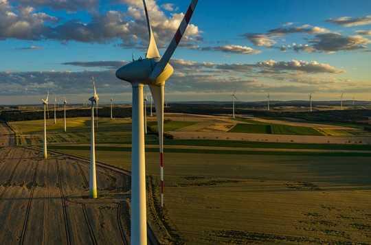 Wir können nicht einfach auf erneuerbare Energien setzen, um die globale Erwärmung zu stoppen