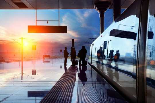 Southampton - Shanghai junalla - Yksi ilmastomuutostutkijan pyrkimys välttää lentämistä