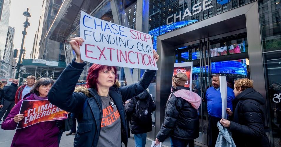 Економісти JP Morgan попереджають про катастрофічні наслідки кліматичної кризи, спричиненої людиною