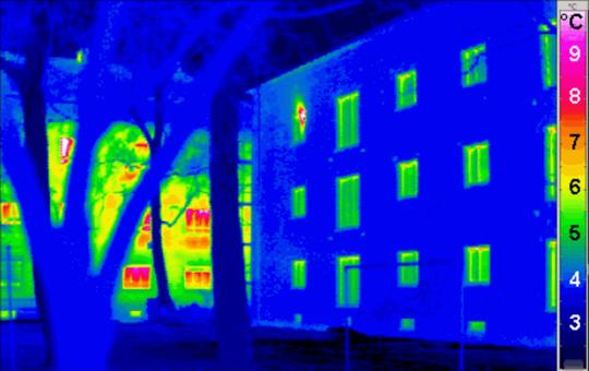 能让您温暖和凉爽星球的房屋