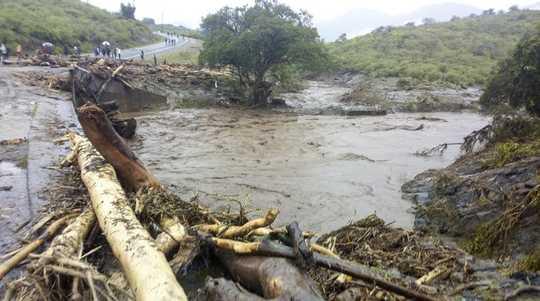 Kenia kokee omituista säätä. Mikä sen takana?
