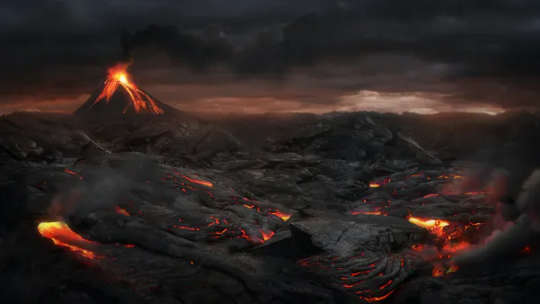 Why Huge Volcanic Eruption Didn't Cause Climate Change And Mass Extinction 140 Million Years Ago