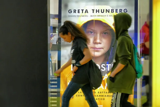The Greta Thunberg Effect: People Familiar With Young Climate Activist May Be More Likely To Act