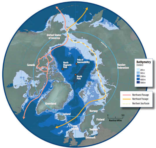 Competition Heats Up In The Melting Arctic, And The Us Isn't Prepared To Counter Russia