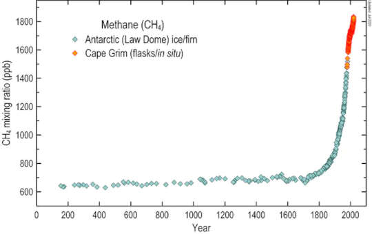 Emissions Of Methane Are Rising Dangerously