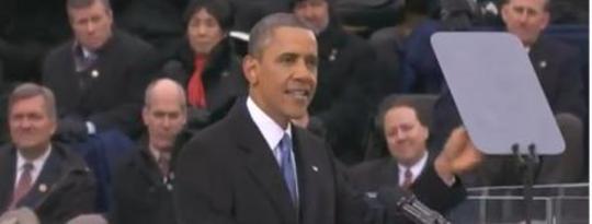 سخنرانی نافرمانی اوباما
