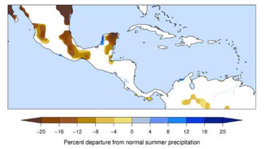 فترات الجفاف القديمة تقديم أدلة حول مستقبل الجفاف