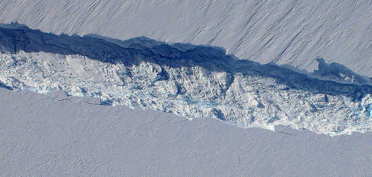How Close Is The West Antarctic Ice Sheet To A Tipping Point?