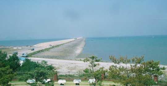 Mabwawa ya Bahari ya Kaskazini Inaweza Kuokoa Kanda za Ulaya