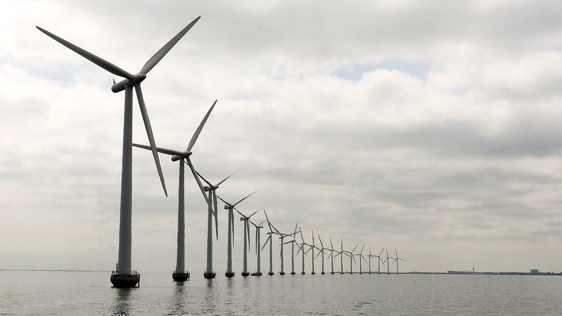 Дания предлагает два огромных энергетических острова для достижения климатической цели 2030 года