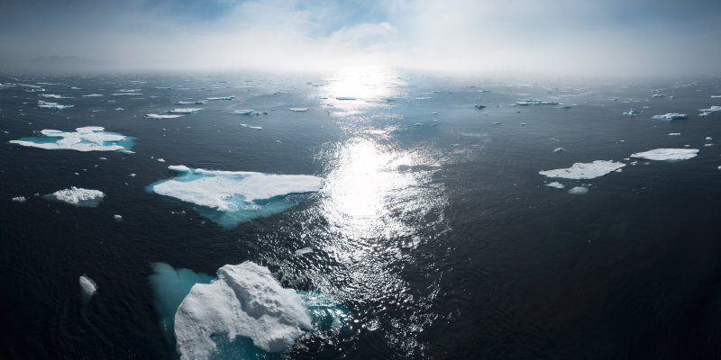 Polar Ice Melt làm tăng nguy hiểm mực nước biển