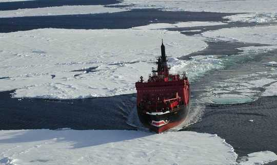Russia Moves To Exploit Arctic Riches