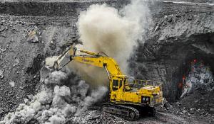 세계에서 두 번째로 큰 연료 소비국 인 인도의 석탄 채광. 이미지 : 삼각대 -AB를 통해 Wikimedia Commons