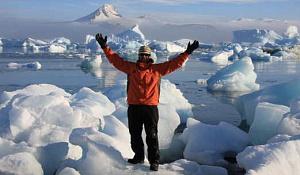 چرا قطب جنوب از اهمیت زیادی در جهان گرم است